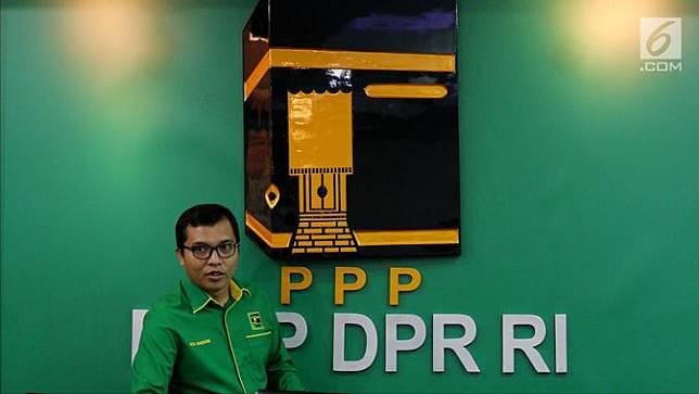 Revisi UU Pemilu Masuk Prolegnas, PPP Ingin Pilpres dan Pileg Dipisah