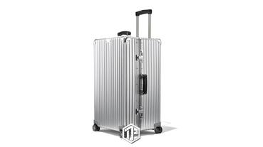 RIMOWA 經典鋁製銀色版本旅行箱再度上架!