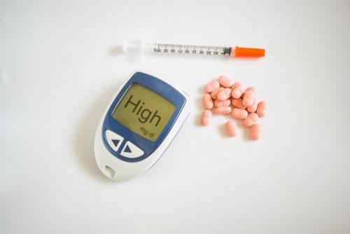 Patients with abnormally high blood sugar levels are more than twice as likely to die from COVID-19.