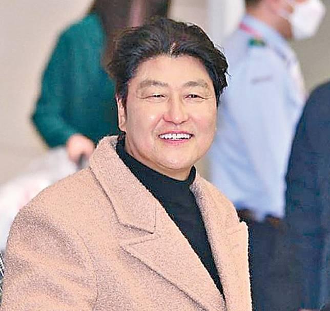 韓片《上流寄生族》男星宋康昊捐款賑災。