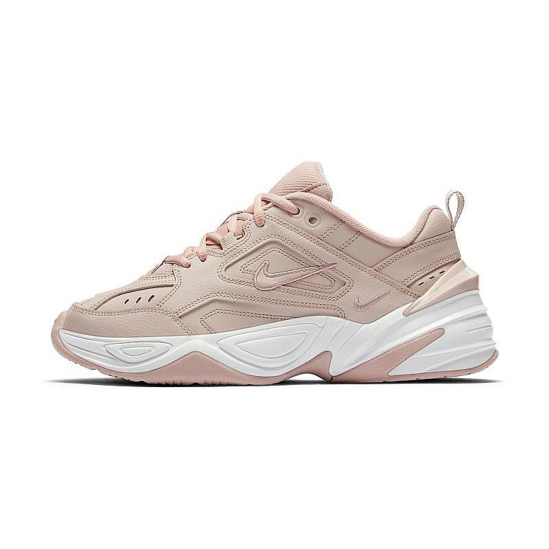 沃皮斯/ Nike M2k Tekno 裸粉色 老爹鞋 女段 AO3108-202