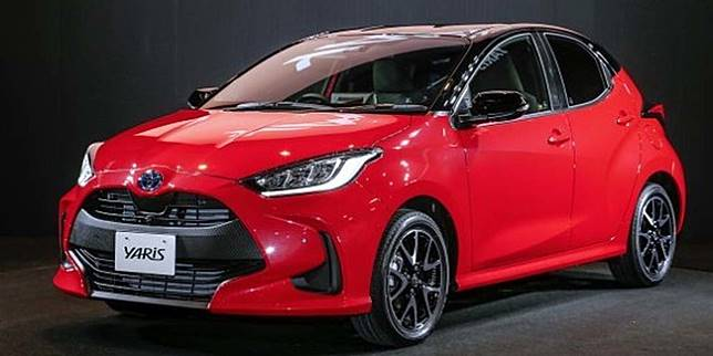 Toyota Yaris generasi keempat (Best Car Web)