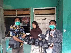 Ibu dan 2 Anak Kelaparan Akibat Physical Distancing