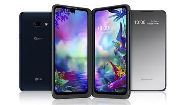 LG G8X ThinQ 發表,具備擴充雙螢幕、預計第四季上市