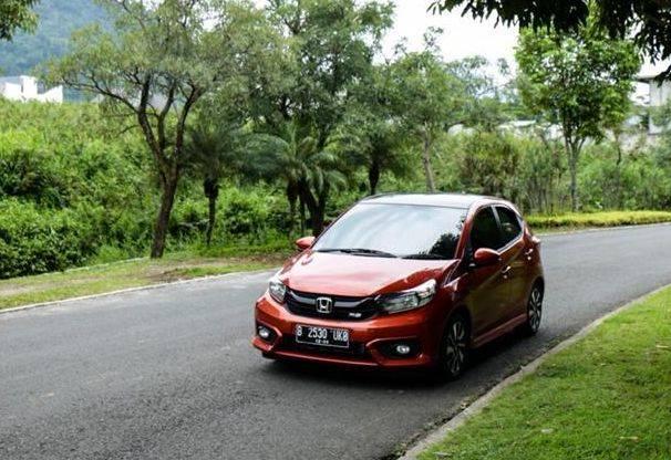 Ilustrasi Honda Brio