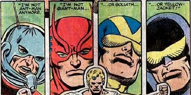 Ultron Sebenarnya Diciptakan Oleh Hank Pym