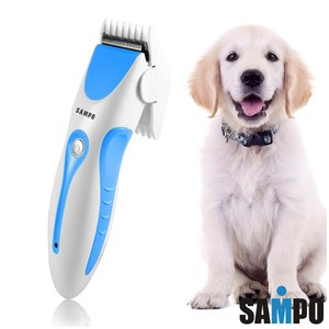 SAMPO聲寶 專業充插兩用寵物剪 EG-Z1504AL 五大特點 1.高精密不銹高刀頭,能快速去除寵物毛髮 2.多重設計,全面降低噪音,讓寵物們能享受優質剪髮過程 3.充飽電後可持續45分鐘使用,高