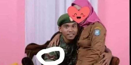 TNI Gadungan. ©2019 Liputan6.com/Ahmad Akbar Fua