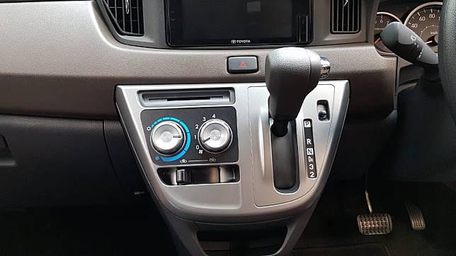 Tuas Transmisi Otomatis Toyota Calya
