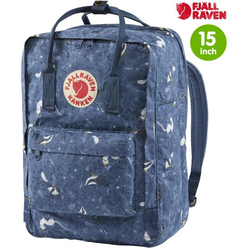 Fjallraven Kanken Art Laptop 15 筆電包/15吋電腦雙肩背包 23613 975 寓言藍