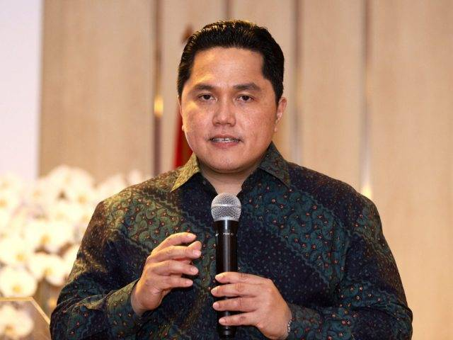 Kasus Jiwasraya Ramai, Erick Thohir Tidak Peduli soal Jabatannya