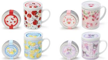 三麗鷗×LUPICIA限定紅茶禮盒再度敲碗開賣!人氣茶品與可愛杯組一次入手