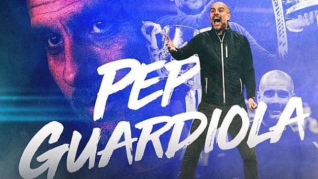 Manchester City - Pep Guardiola
