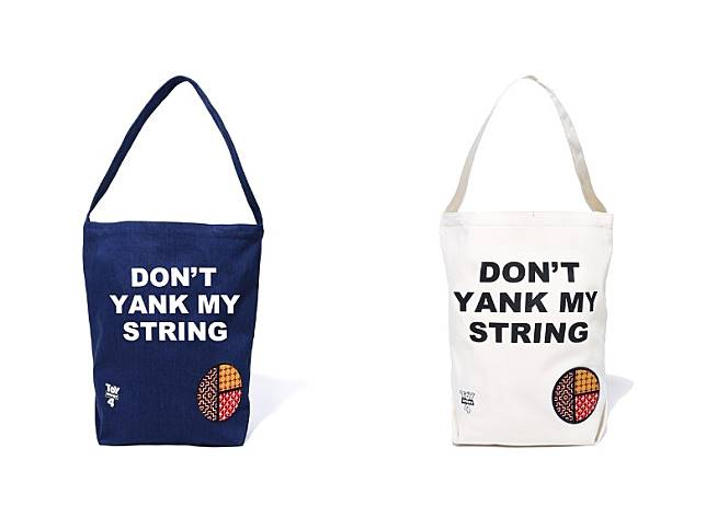 《Toy Story 4》x FDMTL Woody Tote Bag(互聯網)