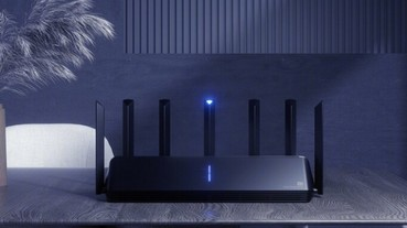 小米推出7根天線的 Wi-Fi 6 無線路由器,售價約台幣2600元