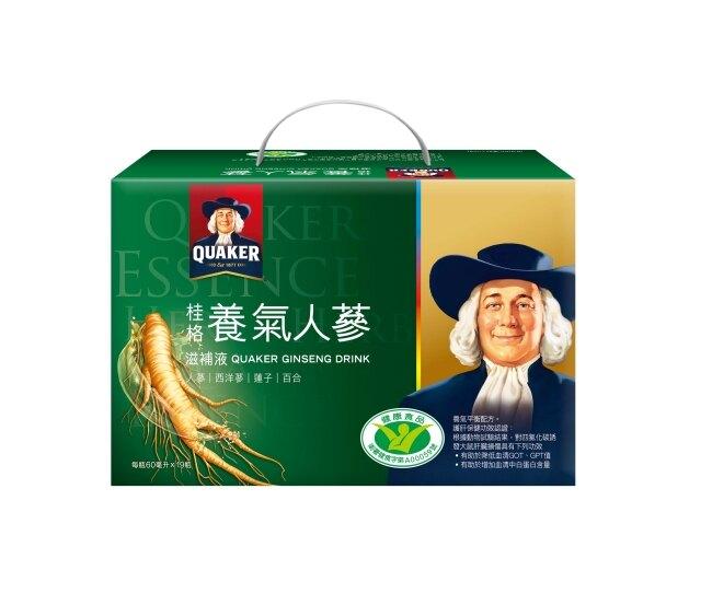 桂格養氣人蔘盒裝19瓶