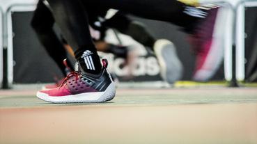 勘履鞋評 / adidas Harden Vol.2 幻化為王實戰初體驗分享