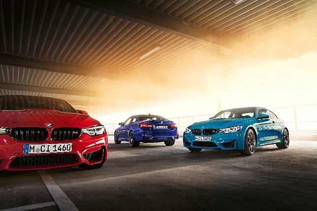 全球限量750輛的M4 Edition ///M Heritage,預計今年11月至明年4月期間生產和推出巿場。(互聯網)