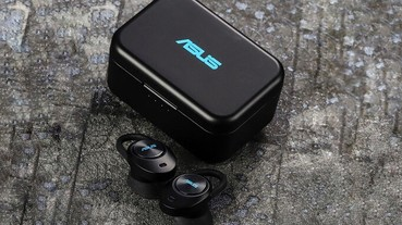 Asus ZenEar Bar BT 動手玩:平價款真無線藍牙耳機,20 小時續航力、IPX 4 防潑水