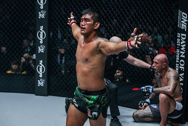 One Championship: Aung La N Sang wants to fight again in December - 'bring them all out, line them up'