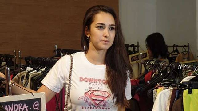 Alexandra Gottardo. (Suara/Ismail)