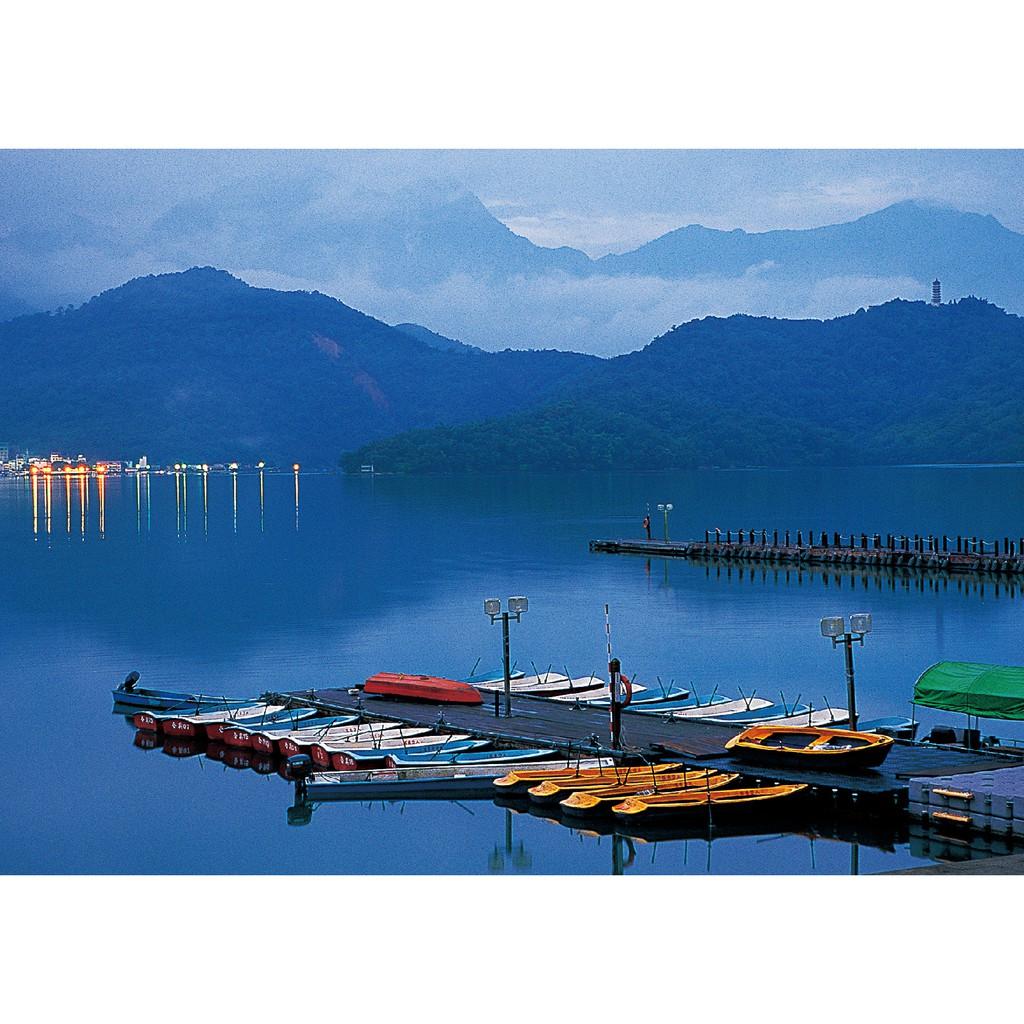 日月潭 Sun Moon Lake, Nantou, Taiwan. (攝影/林育德)日月潭位處南投縣魚池鄉,是台灣第一大湖泊,潭面以拉魯島為界,東側形似日輪,西側狀如月鉤,故命名日月潭。阿里山 Al
