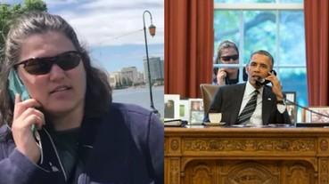 白人女看見黑人家庭湖邊 BBQ 竟報警找碴 網友惡搞她「看到歐巴馬在白宮也要檢舉」!