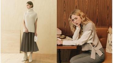 針織背心怎麼搭?只搭襯衫也可以,輕鬆打造穿搭層次感!
