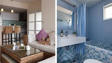 設計師推薦的五種材質,讓空間感更清新舒適!