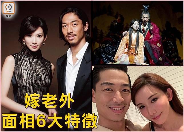 林志玲閃嫁Akira,堪稱近期最受矚目的異地情緣。(設計圖片)