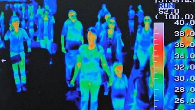 Hasil gambar untuk Thermal Scanner