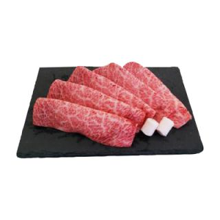 牛すき焼用(肩ロース肉)(解凍)