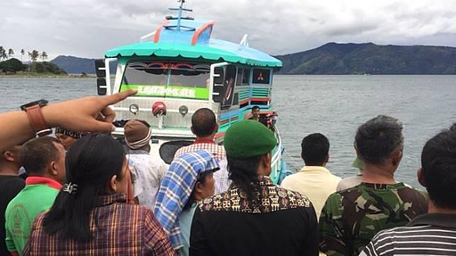 5 Fakta Kapal Penumpang Tenggelam di Danau Toba, Tali Kemudi Putus jadi Penyebab Kejadian