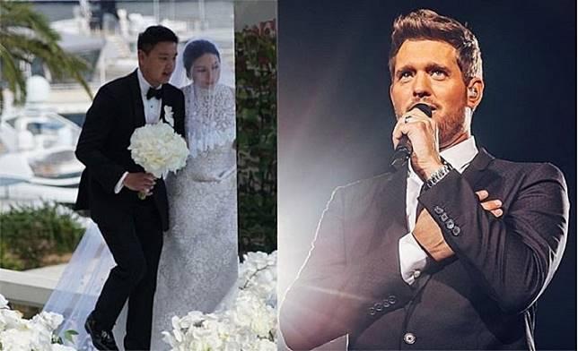 Michael Buble Bikin Pesta Pernikahan Anak Bos Sampoerna Semakin Romantis