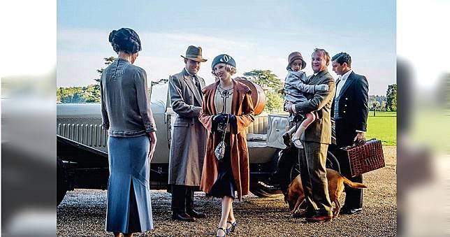 英國皇室到訪 唐頓莊園掀風暴