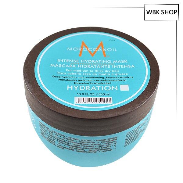 Moroccanoil 摩洛哥優油 優油高效保濕髮膜 500ml Intense Hydrating Mask - WBK SHOP。美容與彩妝人氣店家WBK SHOP的頭髮護理造型、Moroccan