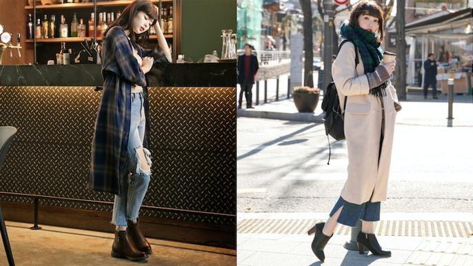 「冬季平價短靴」不踩雷評比,是女孩都該有一雙激瘦美腿短靴!