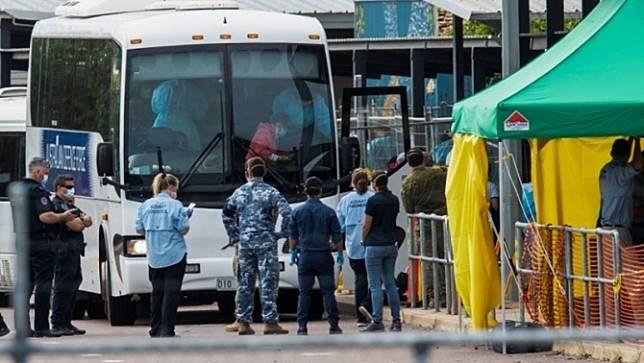พบชาวออสเตรเลีย 2 คนที่ลงจากเรือสำราญในญี่ปุ่น ติดเชื้อโควิด-19
