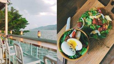 好想呼吸新鮮空氣!私藏台北 7 間戶外咖啡廳,喝咖啡配落日美景,微風吹拂好愜意!