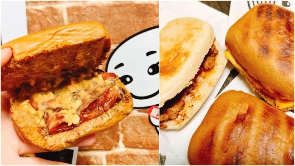高雄必吃美食,「肉醬起司瀑布堡」「銀波布丁冰沙」「路邊碳烤饅頭」香味讓人幸福升天