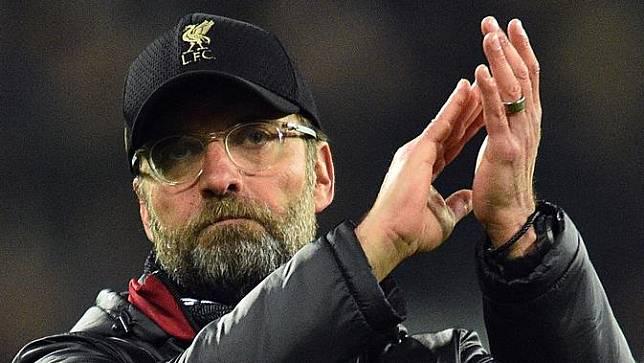 Ekspresi Jurgen Klopp Usai Liverpool Bermain Imbang Atas West Ham