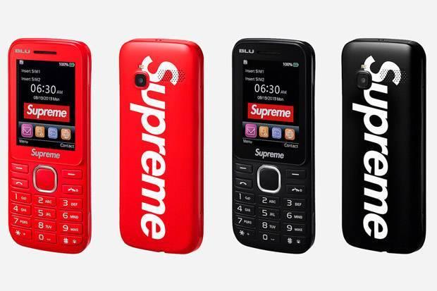 Supreme Rilis Ponsel Layar 2,4 Inci dengan Harga Mirip Flagship