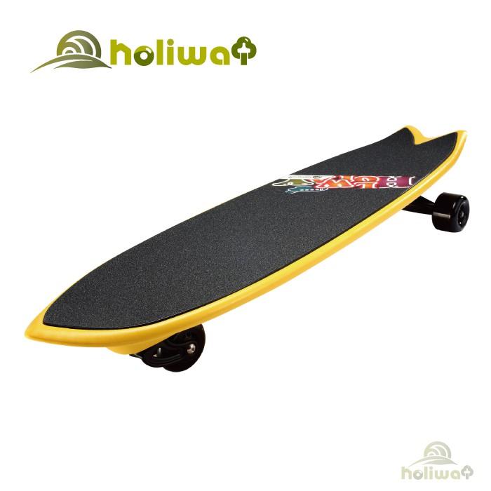 全世界唯一不用靠腳下來助滑,即可前進和上坡的自走型滑板。三輪衝浪滑板完全極緻的陸上衝浪感受,無論您是都會休閒風、街道自由風、下坡競速風、或是極限運動風...各種不同的道路及風格,衝浪滑板皆能滿足您的乘
