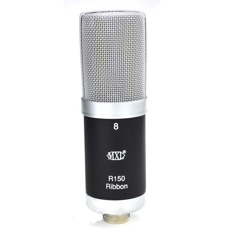 MXL R150鋁絲帶Ribbon麥克風(送Pro Co 5米麥克風線)<5折出清>【音響世界】