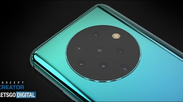 Oppo 新註冊 7 鏡頭設計專利,長得真像釣魚玩具