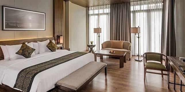 Berapa Lama Menginap Wisatawan di Hotel Berbintang Indonesia?