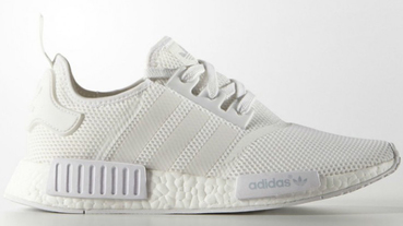 新聞分享 / adidas Originals NMD 'All White'