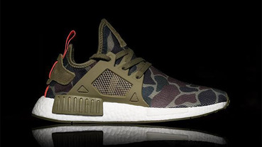 新聞分享 / adidas Originals NMD XR1 'Duck Camo'