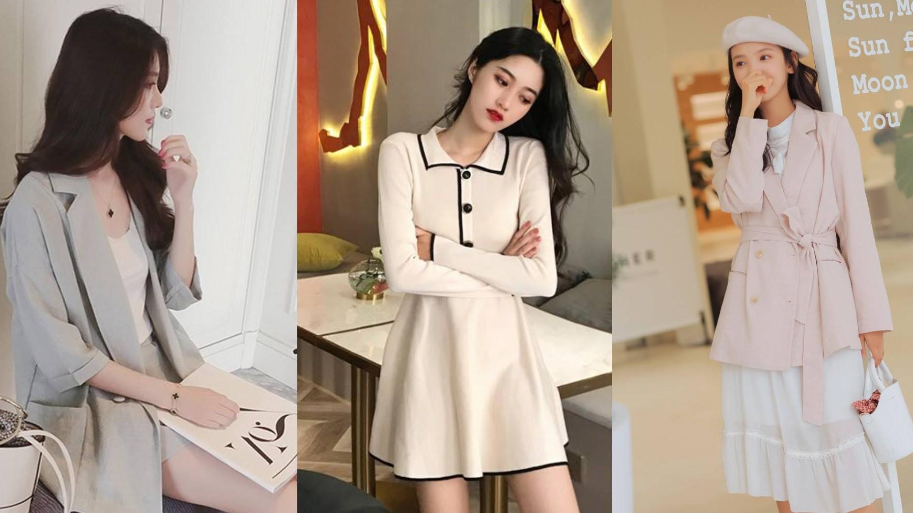 看韓劇《各位國民們》警察老婆 女主角金美英穿搭春夏OL時尚風
