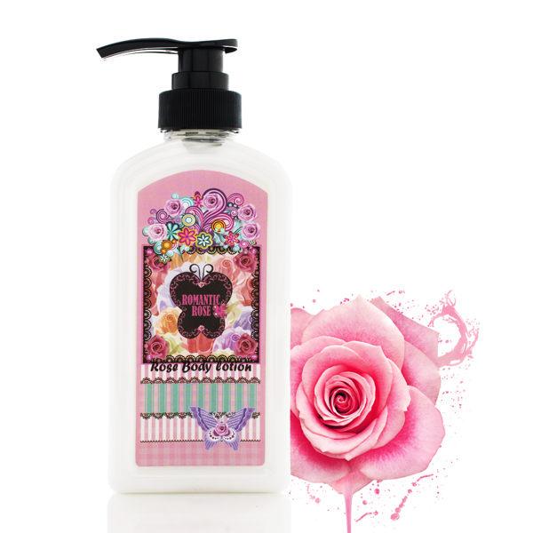 (即期品)Romantic Rose-玫瑰精華身體乳液(450ml/2瓶)